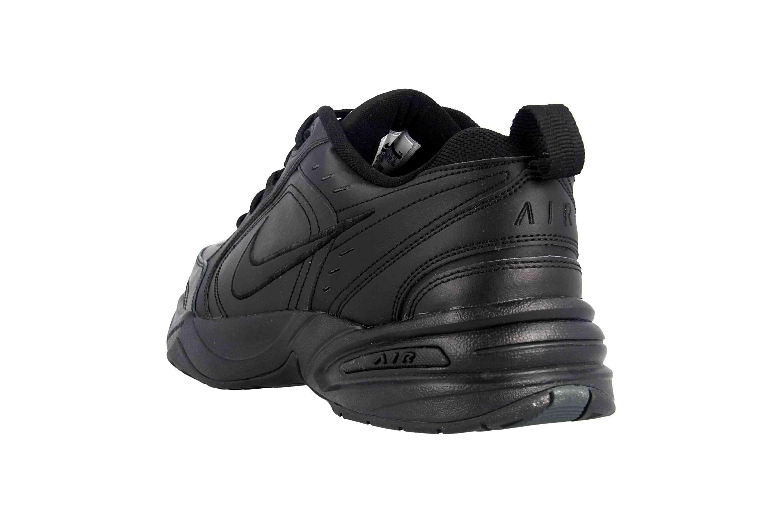 c93c3da14b4527 Nike AIR Monarch IV Sneakers in Übergrößen Schwarz 415445 001 große  Herrenschuhe ...