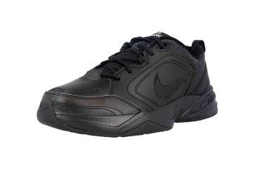 Nike AIR Monarch IV Sneakers in Übergrößen Schwarz 415445 001 große Herrenschuhe – Bild 6