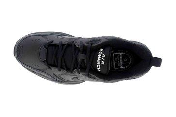 Nike AIR Monarch IV Sneakers in Übergrößen Schwarz 415445 001 große Herrenschuhe – Bild 7
