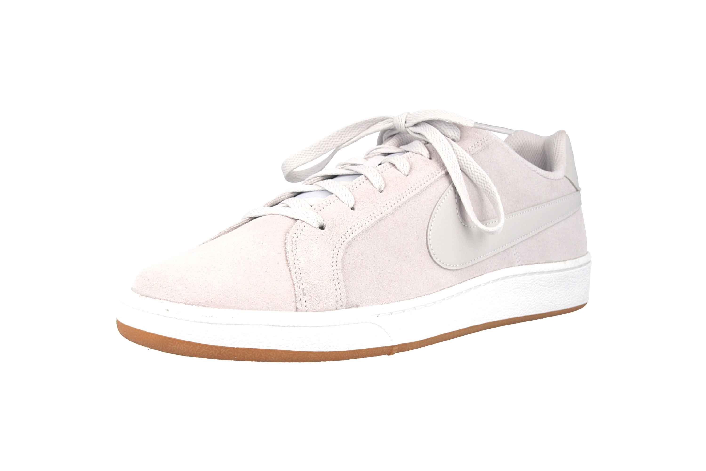Nike Court Royale Suede Sneakers in Übergrößen Grau 819802 014 große Herrenschuhe – Bild 6