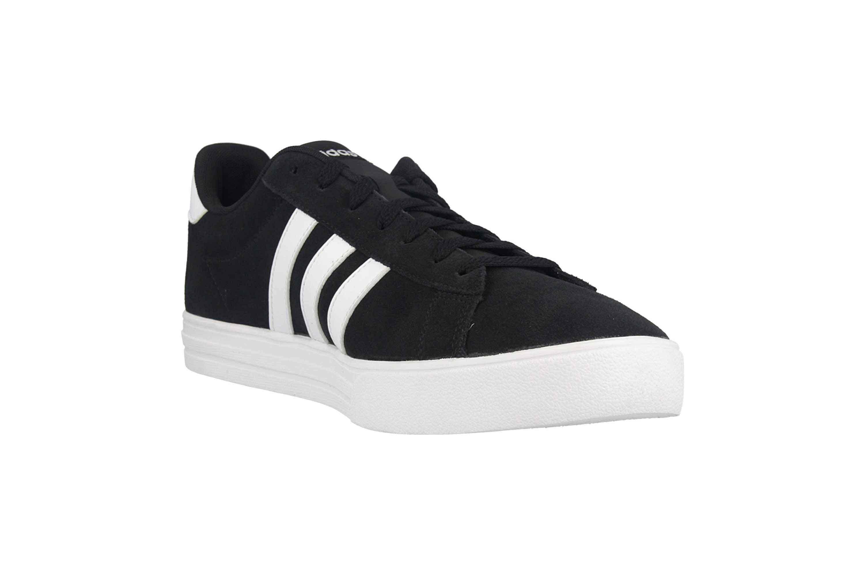 more photos 64a5e b11cb Adidas Daily 2.0 Sneaker in Übergrößen Schwarz DB0273 große Herrenschuhe ...
