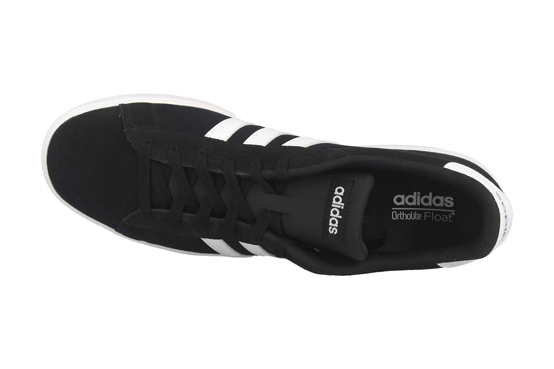 Adidas Daily 2.0 Sneaker in Übergrößen Schwarz DB0273 große Herrenschuhe – Bild 7
