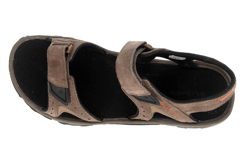 Columbia SANTIAM Sandalen in Übergrößen Braun BM 4624-255 große Herrenschuhe – Bild 7