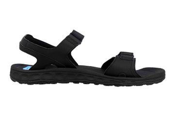 Columbia BUXTON Sandalen in Übergrößen Schwarz BM 4692-010 große Herrenschuhe – Bild 4