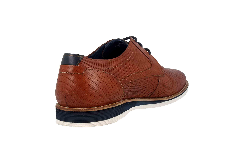 Sioux Quintero-701 Business-Schuhe in Übergrößen Braun 36510 große Herrenschuhe – Bild 3