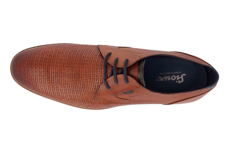 Sioux Quintero-701 Business-Schuhe in Übergrößen Braun 36510 große Herrenschuhe – Bild 7
