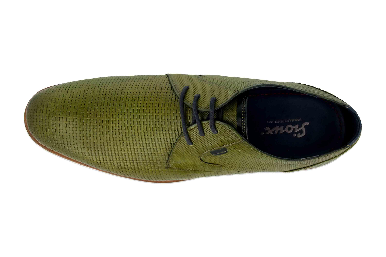 Sioux Quintero-701 Business-Schuhe in Übergrößen Grün 36511 große Herrenschuhe – Bild 7