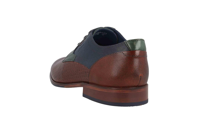 Sioux Quintero-701 Business-Schuhe in Übergrößen Braun 36724 große Herrenschuhe – Bild 2