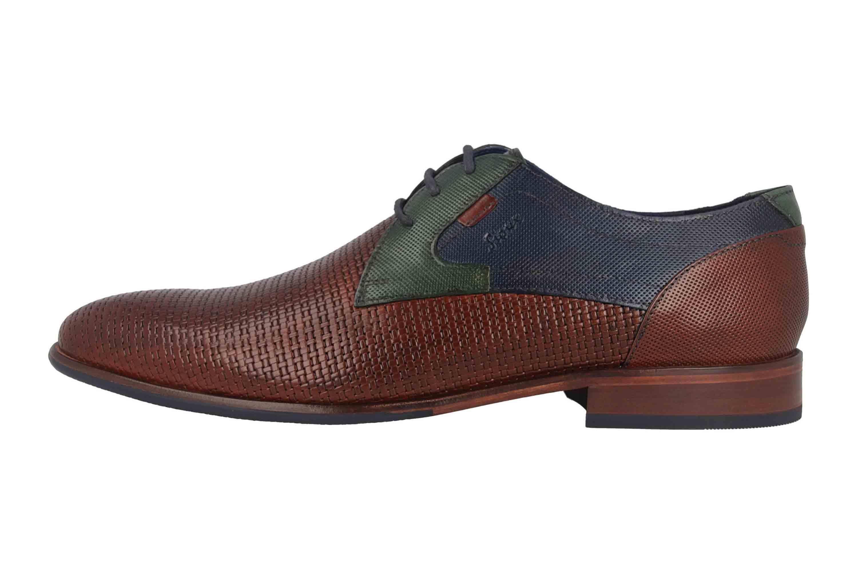 Sioux Quintero-701 Business-Schuhe in Übergrößen Braun 36724 große Herrenschuhe – Bild 1