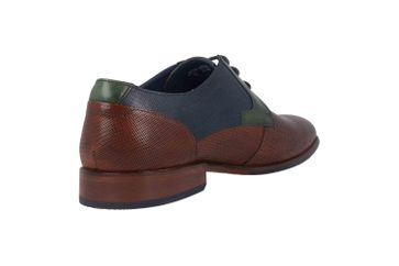Sioux Quintero-701 Business-Schuhe in Übergrößen Braun 36724 große Herrenschuhe – Bild 3