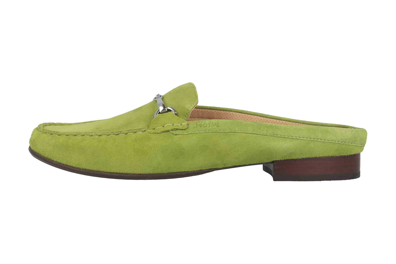 Sioux Cortizia-702 Sabot in Übergrößen Grün 63095 große Damenschuhe – Bild 1