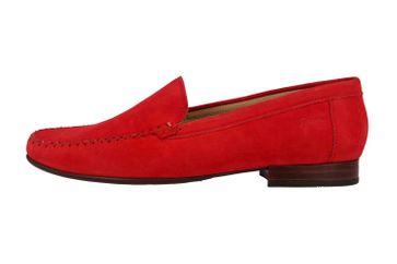 Sioux Campina Slipper in Übergrößen Rot 63109 große Damenschuhe – Bild 1
