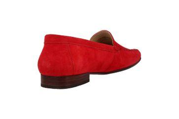 Sioux Campina Slipper in Übergrößen Rot 63109 große Damenschuhe – Bild 3