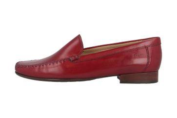 Sioux Campina Slipper in Übergrößen Rot 63113 große Damenschuhe – Bild 1
