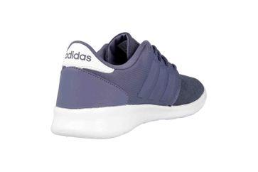 Adidas CF QT Racer Sneaker in Übergrößen Blau F34783 große Damenschuhe – Bild 3
