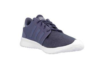 Adidas CF QT Racer Sneaker in Übergrößen Blau F34783 große Damenschuhe – Bild 5