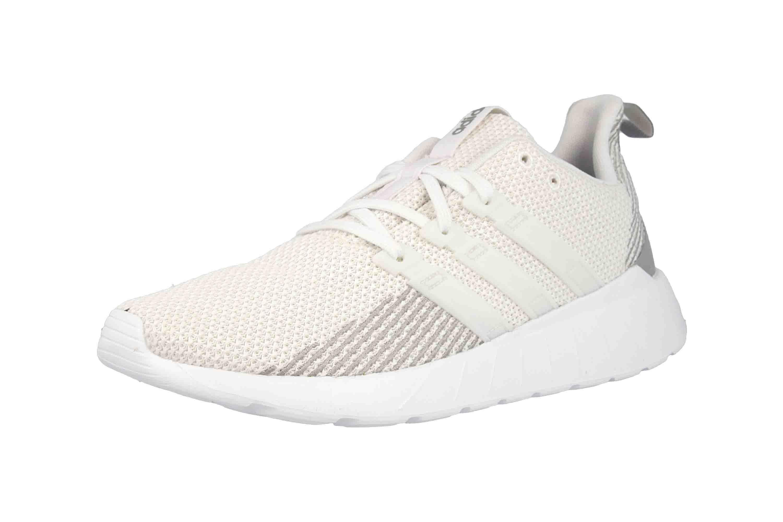 Adidas Questar Flow Sneaker in Übergrößen Weiß F36309 große Damenschuhe