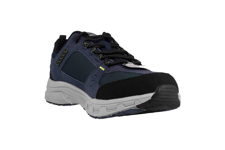 Skechers OAK CANYON Sneaker in Übergrößen Blau 51893 EWW NVLM große Herrenschuhe – Bild 5