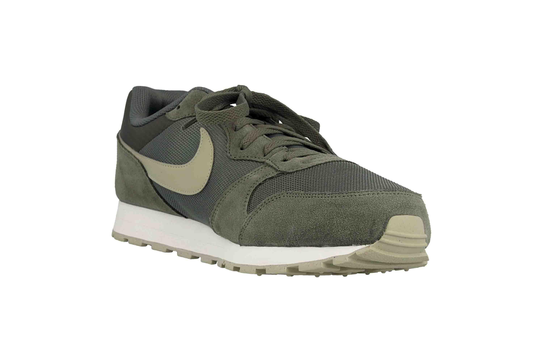 Nike Runner 2 Sneaker in Übergrößen Grün 749794 302 große Herrenschuhe – Bild 5