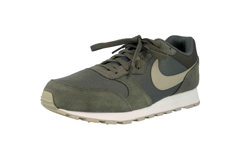 Nike Runner 2 Sneaker in Übergrößen Grün 749794 302 große Herrenschuhe – Bild 6