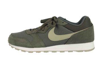 Nike Runner 2 Sneaker in Übergrößen Grün 749794 302 große Herrenschuhe – Bild 1