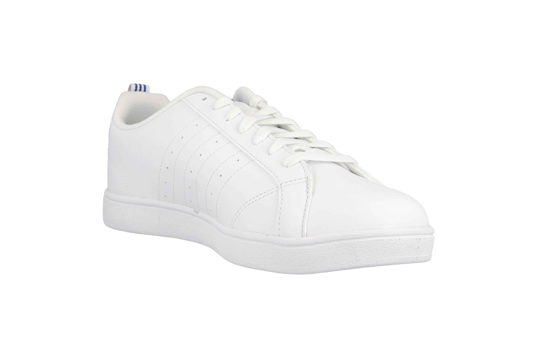 Adidas VS Advantage Sneaker in Übergrößen Weiß F99256 große Herrenschuhe