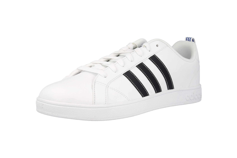 Adidas VS Advantage Sneaker in Übergrößen Weiß F99256 große Herrenschuhe – Bild 6