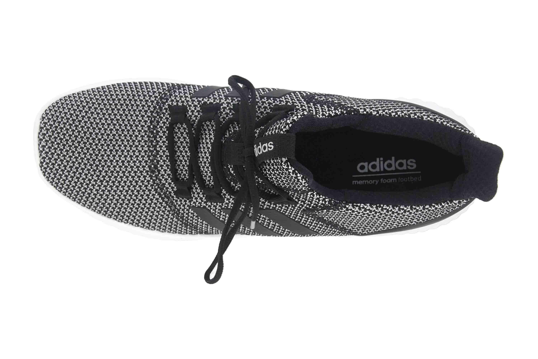 Adidas Cloudfoam Ultimate Sneaker in Übergrößen Schwarz CG5801 große Herrenschuhe