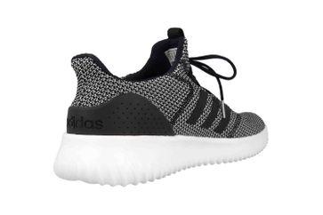 Adidas Cloudfoam Ultimate Sneaker in Übergrößen Schwarz CG5801 große Herrenschuhe – Bild 3
