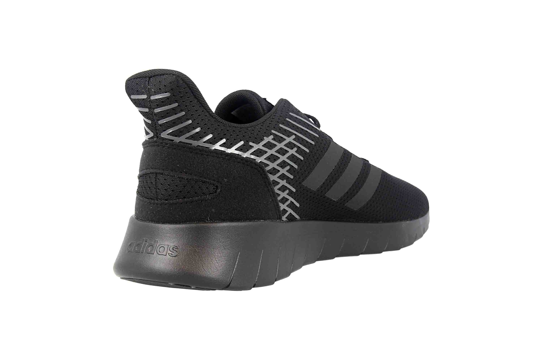 Adidas Asweerun Sneaker in Übergrößen Schwarz F36333 große Herrenschuhe