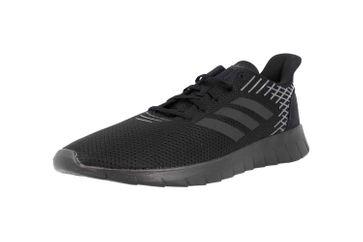 Adidas Asweerun Sneaker in Übergrößen Schwarz F36333 große Herrenschuhe – Bild 6