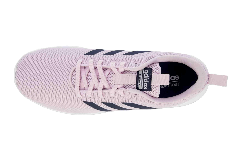 Adidas Lite Racer CLN Sneaker in Übergrößen Rosa F34582 große Damenschuhe