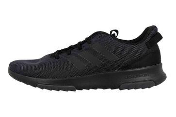 Adidas CF Racer TR Sneaker in Übergrößen Schwarz B43651 große Herrenschuhe – Bild 1