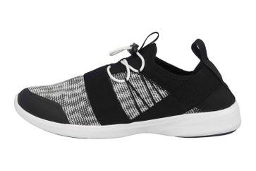 Vionic Sneaker in Übergrößen Mehrfarbig Sky Alaina Black-White große Damenschuhe