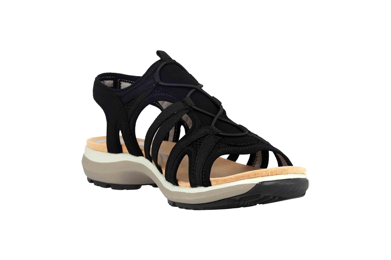 Romika Olivia 08 Sandalen in Übergrößen Schwarz 78308 78 100 große Damenschuhe – Bild 5