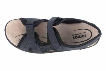 Jomos Sandalen in Übergrößen Blau 504609 12 861 große Herrenschuhe – Bild 7