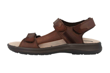 Jomos  Sandalen in Übergrößen Braun 506605 166 3020 große Herrenschuhe – Bild 1