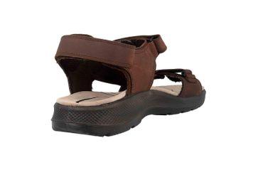 Jomos  Sandalen in Übergrößen Braun 506605 166 3020 große Herrenschuhe – Bild 3