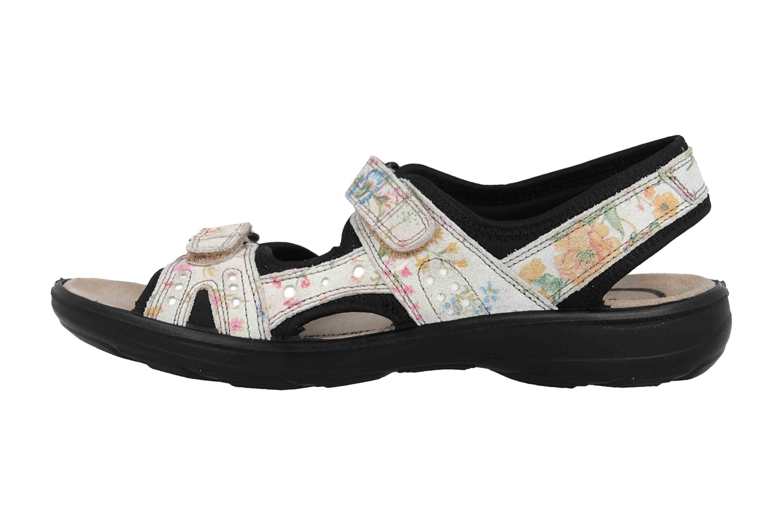 Jomos Sandalen in Übergrößen Mehrfarbig 890604 982 955 große Damenschuhe