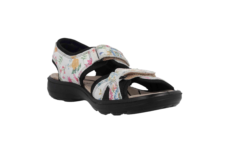 Jomos  Sandalen in Übergrößen Mehrfarbig 890604 982 955 große Damenschuhe – Bild 5