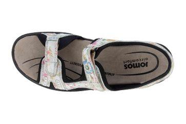 Jomos  Sandalen in Übergrößen Mehrfarbig 890604 982 955 große Damenschuhe – Bild 7