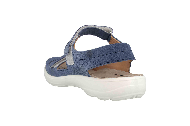 Jomos  Sandalen in Übergrößen Blau 890607 987 8096 große Damenschuhe – Bild 2