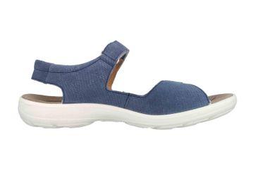 Jomos  Sandalen in Übergrößen Blau 890607 987 8096 große Damenschuhe – Bild 4