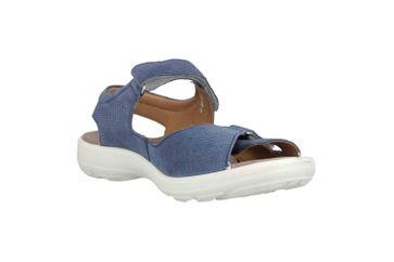 Jomos  Sandalen in Übergrößen Blau 890607 987 8096 große Damenschuhe – Bild 5