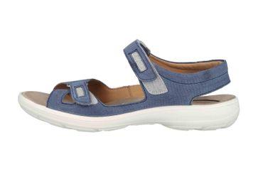 Jomos  Sandalen in Übergrößen Blau 890607 987 8096 große Damenschuhe – Bild 1