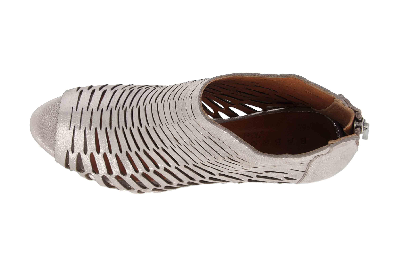 Baboos Stiefeletten in Übergrößen Metallic 339-00 161 große Damenschuhe – Bild 7