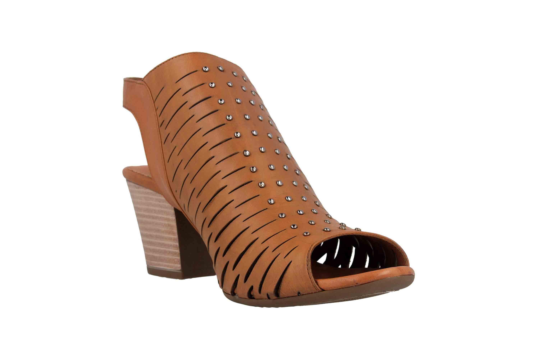 Baboos Sandaletten in Übergrößen Braun 19Y01.06 102 große Damenschuhe – Bild 5
