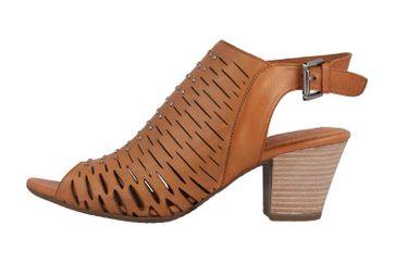 Baboos Sandaletten in Übergrößen Braun 19Y01.06 102 große Damenschuhe – Bild 1