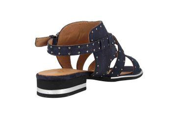 Baboos Sandaletten in Übergrößen Blau 19Y06.05 166 große Damenschuhe – Bild 3