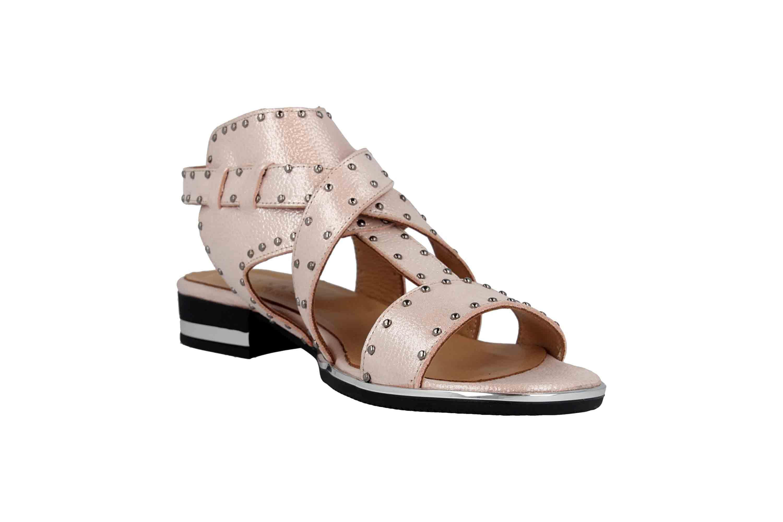 Baboos Sandaletten in Übergrößen Rose 19Y06.05 169 große Damenschuhe – Bild 5